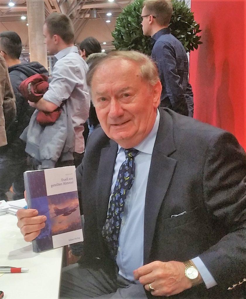 Duo-Partner Heinz Laube